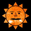 logo of the Sun